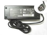 HP 24V 5A AC Adapter, Laptop Charger, 120W Laptop Power Supply, Plug Size