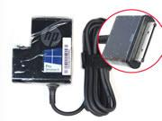 HP 9V 1.1A AC Adapter, Laptop Charger, 10W Laptop Power Supply, Plug Size