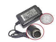HUGHES 5V 1.65A AC Adapter, Laptop Charger, 8.25W Laptop Power Supply, Plug Size 8PINmm