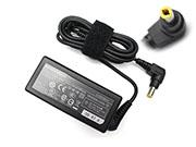 KOHJINSHA 16V 2.8A AC Adapter, Laptop Charger, 45W Laptop Power Supply, Plug Size 5.5x2.5mm