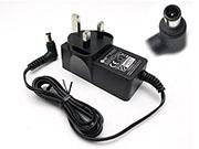 LG 19V 0.84A AC Adapter, Laptop Charger, 16W Laptop Power Supply, Plug Size 6.5 x 4.4mm