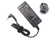 LG 19V 2.1A AC Adapter, Laptop Charger, 40W Laptop Power Supply, Plug Size 3.0 x 1.0mm