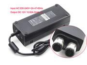 MICROSOFT 12V 10.83A AC Adapter, Laptop Charger,  Laptop Power Supply, Plug Size