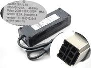 MICROSOFT 12V 16.5A AC Adapter, Laptop Charger, 203W Laptop Power Supply, Plug Size 6holesmm