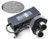 MICROSOFT 12V 9.6A AC Adapter, Laptop Charger, 120W Laptop Power Supply, Plug Size 2holesmm