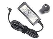 SAMSUNG 19V 2.1A AC Adapter, Laptop Charger, 40W Laptop Power Supply, Plug Size 3.0x1.0mm