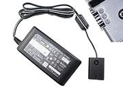 Sony 7.6V 2A AC Adapter, Laptop Charger, 15.2W Laptop Power Supply, Plug Size
