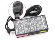 TOSHIBA 15V 3A AC Adapter, Laptop Charger, 45W Laptop Power Supply, Plug Size 2holesmm