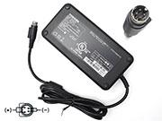 TOSHIBA 19.5V 7.7A AC Adapter, Laptop Charger, 150W Laptop Power Supply, Plug Size