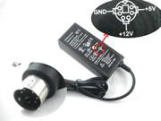 YET 12V 2A AC Adapter, Laptop Charger, 24W Laptop Power Supply, Plug Size