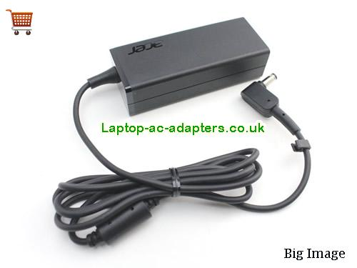 image 4 for  New Genuine ACER Aspire ES1-512 ES1-711 Aspire ADP-45HE B A13-045N2A KP.0450H.001 Laptop Adapter Charger