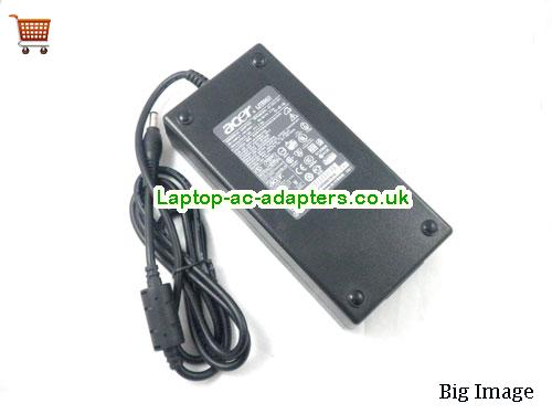 image 3 for  Genuine 19V 7.9A 150W AC Adapter For Acer Aspire 1800 1801 1620 3000 L5500GM A2000T