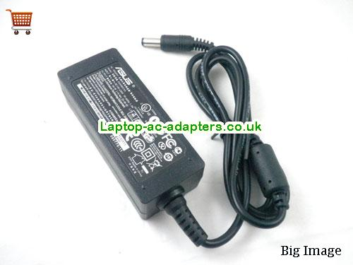 image 2 for  Viewsonic Laptop AC Adapter 19V 2.1A 40W  ASUS19V2.1A40W-5.5x2.5mm