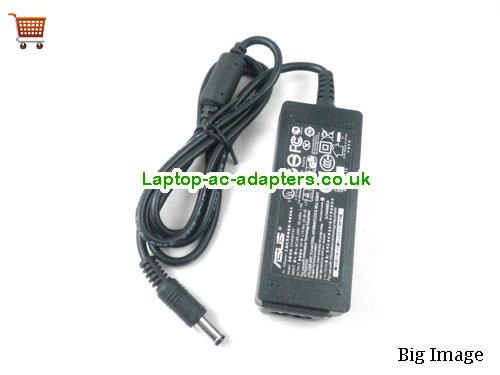 image 3 for  Viewsonic Laptop AC Adapter 19V 2.1A 40W  ASUS19V2.1A40W-5.5x2.5mm