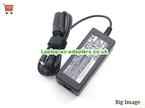 image 1 for  CHICONY A12-030N1A 19V 1.58A 30W Ac Adapter