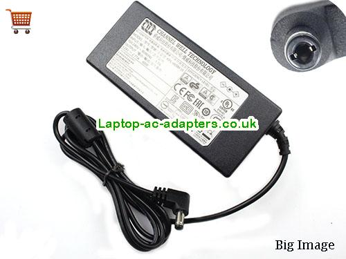 image 1 for  Genuine CWT KPL-065M-VI AC Adapter 24v 2.71A 65W Power Supply KPL-065M-Vl