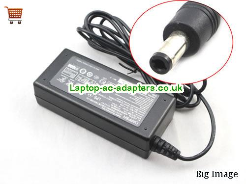 image 1 for  Replacement Charger Toshiba Satellite A135 A200 A205 PA-1700-02 Power Supply