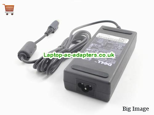 image 3 for  Genuine Dell 90W Adapter Charger For DELL 2001FP LCD Monitor 0R0423 ADP-90FB LSE0202C2090 PA-9 Power 20V 4.5A