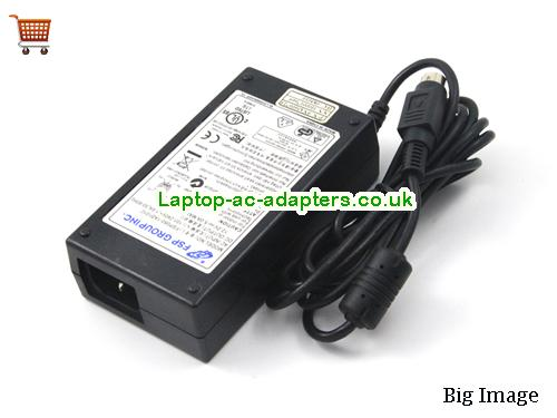 image 3 for  New Genuine LCD TV Monitor Adapter FSP060-1AD101C 12V 5A 60W For Sanyo CLT2054 CLT1554