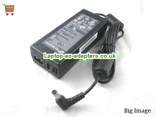 image 2 for  FSP 19V 65W Charger Power Supply For 40022941 FSP065-ASC Medion Akoya E7216 Laptop