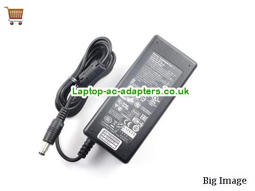 image 2 for  Zebra Laptop AC Adapter 24V 2.5A 60W  FSP24V2.5A60W-6.5x3.0mm