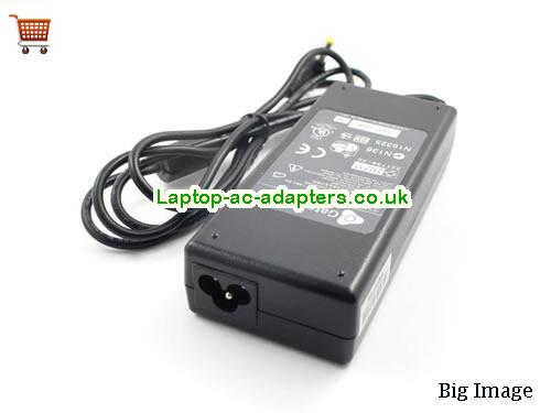 image 3 for  Genuine AC ADAPTER POWER SUPPLY For GATEWAY MD2614u MD7820u MT6452 MX6453 CA6 Notebook Computer