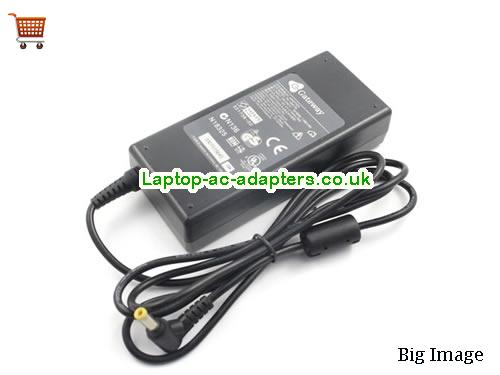 image 4 for  Genuine AC ADAPTER POWER SUPPLY For GATEWAY MD2614u MD7820u MT6452 MX6453 CA6 Notebook Computer