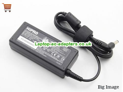 image 1 for  MAKE THE Switch To HIPRO AC Adapter HP-OK065B03 19V 3.43A 65W