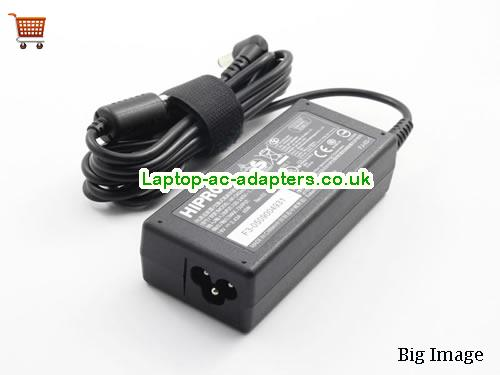 image 2 for  MAKE THE Switch To HIPRO AC Adapter HP-OK065B03 19V 3.43A 65W