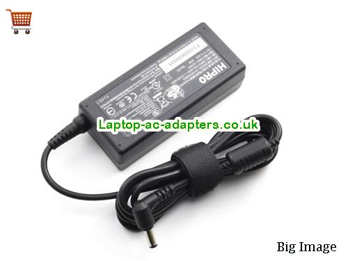 image 3 for  MAKE THE Switch To HIPRO AC Adapter HP-OK065B03 19V 3.43A 65W