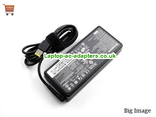 image 1 for  Genuine Lenovo Thinkpad T450P IDEAPAD Z710 T440P 20V 6.75A Laptop Adapter Charger