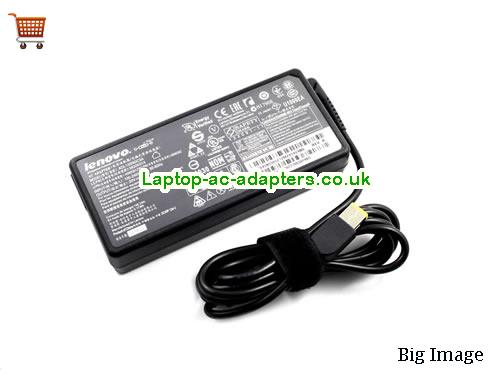 image 2 for  Genuine Lenovo Thinkpad T450P IDEAPAD Z710 T440P 20V 6.75A Laptop Adapter Charger