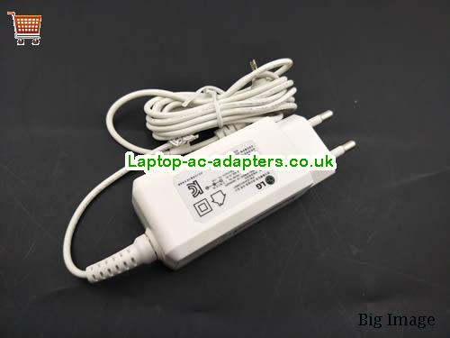 image 1 for  LG EAY63128601 Ac Adapter ADS-40MSG-19 19040GPK 19V 2.1A