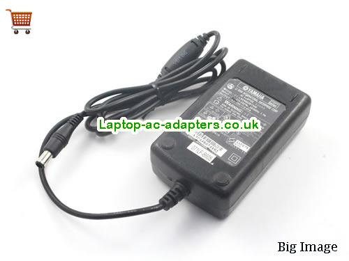 image 1 for  Yamaha Laptop AC Adapter 15V 2.67A 40W  LISHIN15V2.67A40W-6.5x4.4mm
