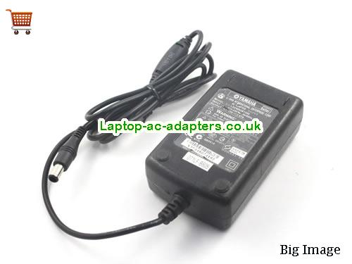 image 4 for  Yamaha Laptop AC Adapter 15V 2.67A 40W  LISHIN15V2.67A40W-6.5x4.4mm