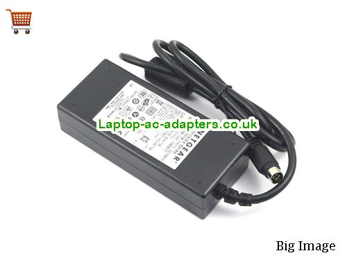 image 2 for  CWT NETGEAR CAM090121 332-10581-01 12V 7.5A POS Power Supply Charger