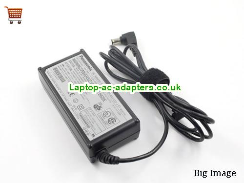 image 1 for  Genuine Adapter For Panasonic TOUGHBOOK CF-47 CF-61 CF-71 CF-L1XS CF-01 CF-25 CF-45 15.1V 3.33A Charger