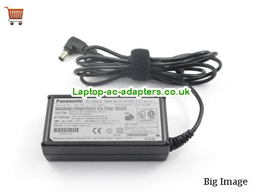 image 2 for  Genuine Adapter For Panasonic TOUGHBOOK CF-47 CF-61 CF-71 CF-L1XS CF-01 CF-25 CF-45 15.1V 3.33A Charger