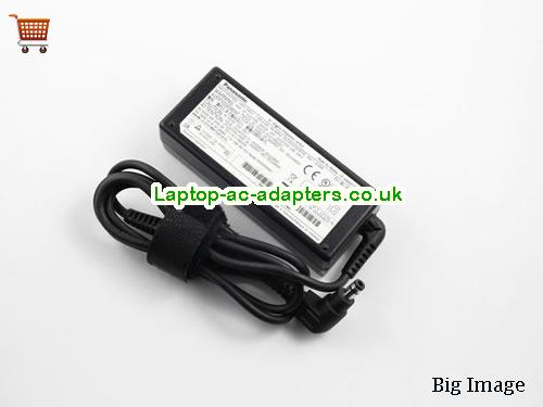 image 3 for  Genuine CF-AA6412C M1 M2 M3 CF-AA6402A M1 Ac Adapter For Panasonic TOUGHBOOK W7 CF-R7 CF-Y7 CF-T4 CF-Y7AW1AJS 16V 4.06A Power