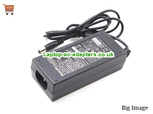 image 3 for  Genuine PHILIPS 229CL2 239CL2 224CL2 234CL2 LCD Monitor Adapter Power Supply