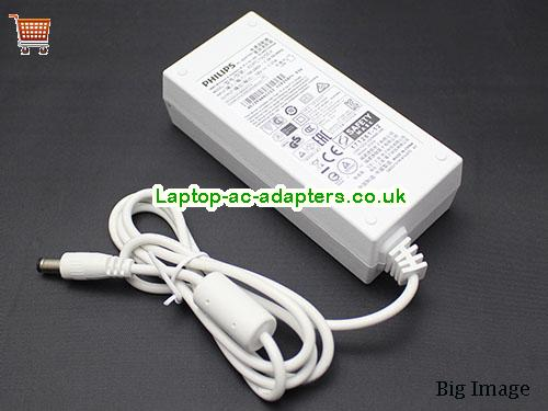 image 2 for  White ADPC1925EX AC Adapter For AOC PHilips Monitor