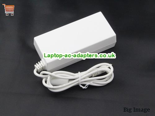 image 4 for  Genuine Philips ADPC1936 Ac Adapter For LCD LED Monitor 19v 2.0A White