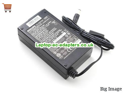 image 1 for  Genuine PHILIPS 19V 3.42A 65W ADPC1965 ADS-65LSI-19-1 LCD Monitor Adapter Power Supply