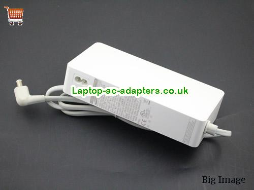 image 3 for  Samsung Laptop AC Adapter 24V 7.5A 180W  SAMSUNG24V7.5A180W-7.4x5.0mm-W