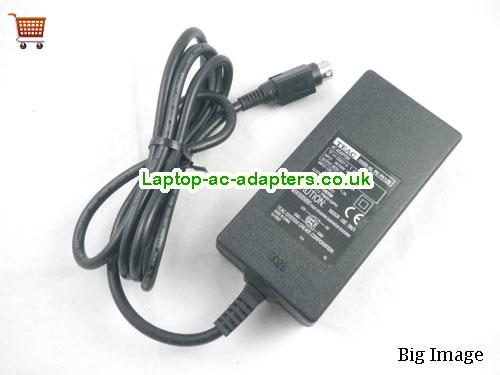 image 1 for  TEAC PS-P5120 5V 1A 5W 12V 1.2A Ac Adapter 4pin