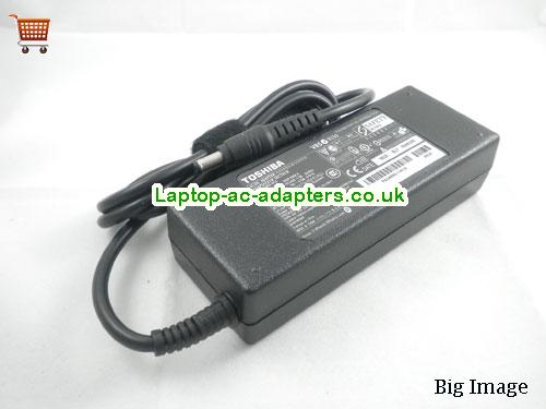 image 1 for  AC Adapter Charger PA5035U-1ACA PA-1750-04 PA3165U-1ACA PA-1650-21 For TOSHIBA Portege Z30-A1310 Satellite 65W