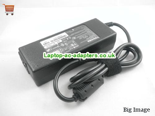 image 3 for  AC Adapter Charger PA5035U-1ACA PA-1750-04 PA3165U-1ACA PA-1650-21 For TOSHIBA Portege Z30-A1310 Satellite 65W