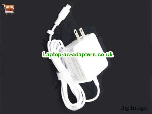 image 4 for  Universal A450C Ac Adapter 20v 2.25A,15V 3A, 14.5V 2A, 9V 3A,5V 3A Type C Tip For Apple A1534 A1540