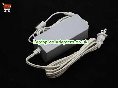 image 4 for  Wii AC Adapter RVL-020 12V 5.15A 62W Class 2 Power Supply E1246654J04