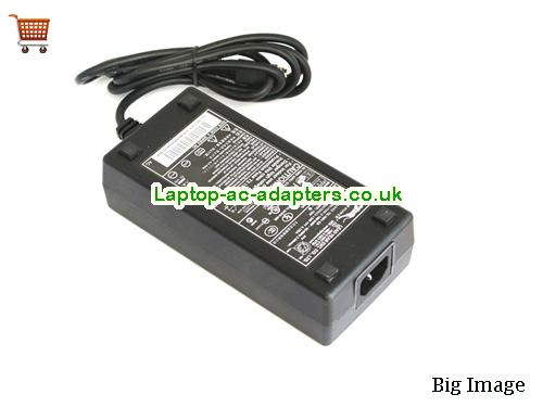 image 2 for  Genuine Tiger ADP-7501 TG-7601-ES Year 24V 3.125A 75W 3Pin Ticket Printer Adapter